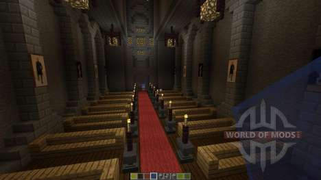 Catholic Church para Minecraft