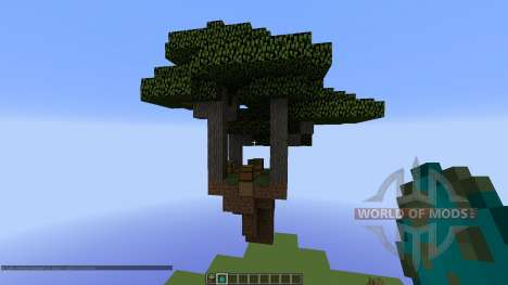 Sky2.0 FUN SURVIVAL MAP para Minecraft