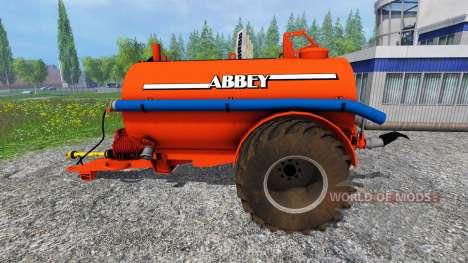Abbey 2000R para Farming Simulator 2015