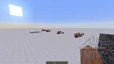 Magic items para Minecraft