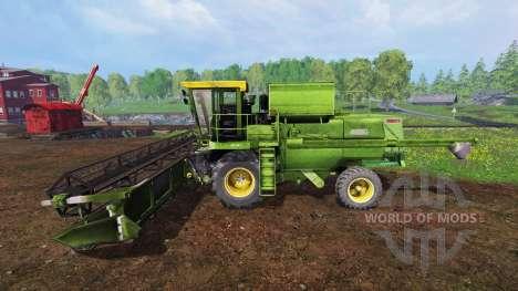 No-1500 v2.0 para Farming Simulator 2015