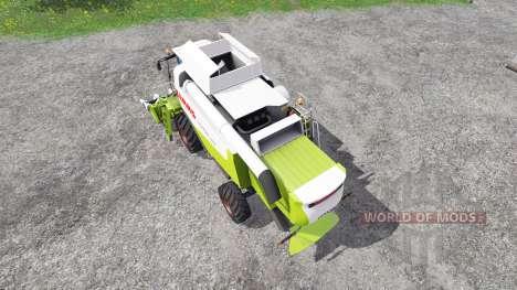 CLAAS Lexion 550 para Farming Simulator 2015