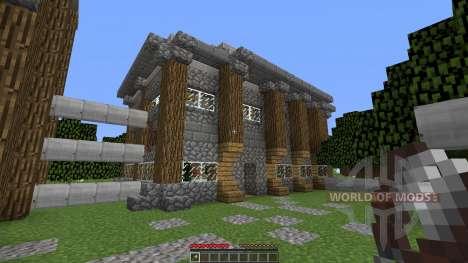 Village Scavenger Hunt para Minecraft