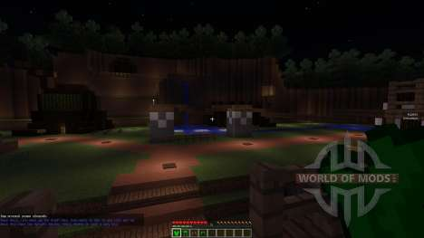 Kokiri Forest and Inside the Deku Tree para Minecraft
