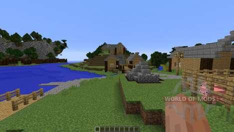 Arginia para Minecraft