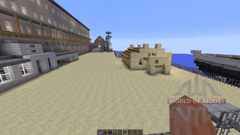 Alcatraz Island para Minecraft