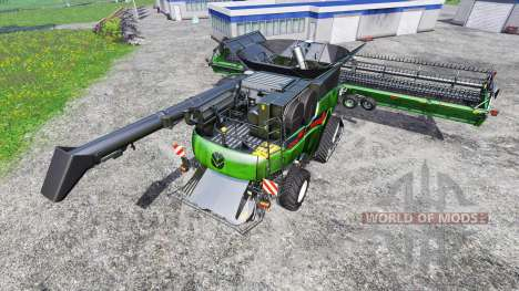 New Holland CR10.90 [hardcore] para Farming Simulator 2015