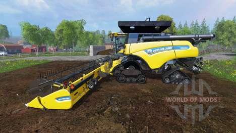 New Holland CR10.90 [ATI] quadtrac para Farming Simulator 2015
