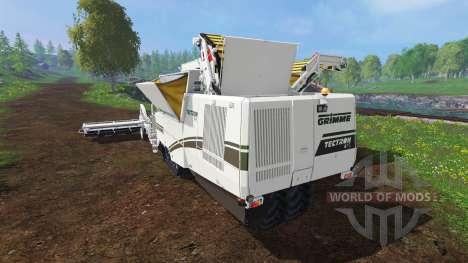 Grimme Tectron 415 v1.1 para Farming Simulator 2015