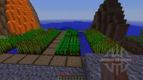 The Volcanic Island of Honala para Minecraft