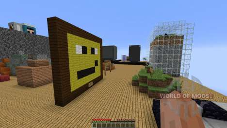Table Survival para Minecraft