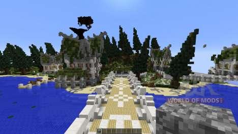 Elven Valley para Minecraft