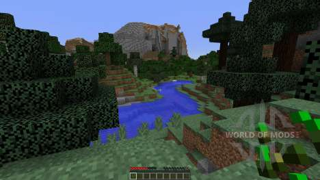 Survival World para Minecraft