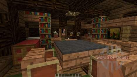 KevinKools Lake House para Minecraft