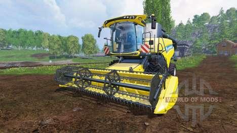 New Holland CR6.90 v0.7 [beta] para Farming Simulator 2015