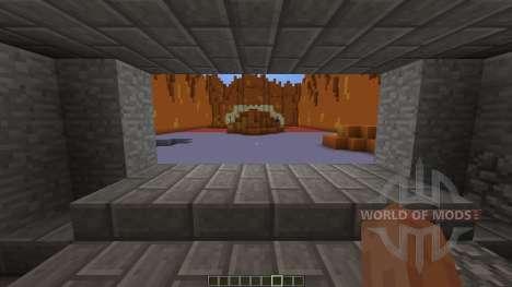 Red Cliffs para Minecraft