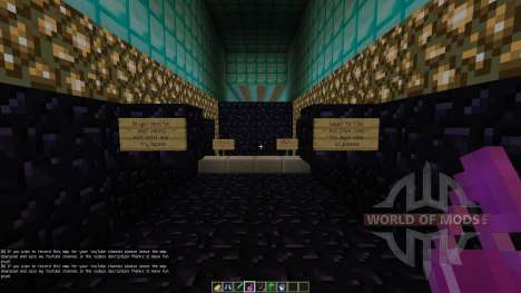 The Impossible Game para Minecraft