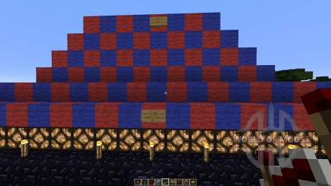 Build Challenge Map para Minecraft