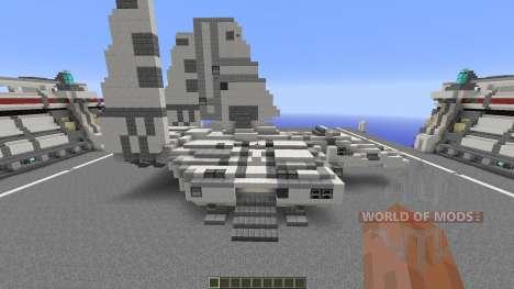 Star Wars Vehicle Collection para Minecraft
