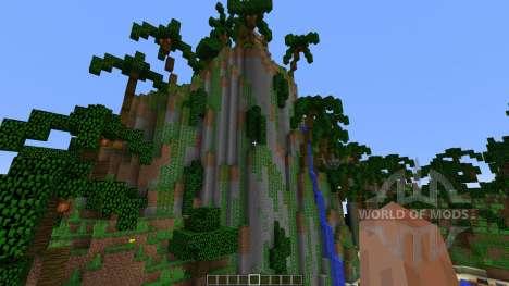 Breeze Island 2 para Minecraft