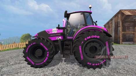 Deutz-Fahr Agrotron 7250 hello kitty para Farming Simulator 2015