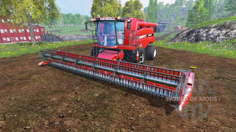 Case IH Axial Flow 7130 [fixed] v2.0 para Farming Simulator 2015
