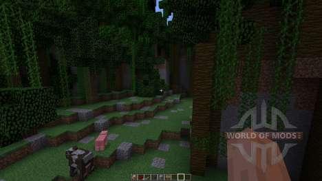 Giant Labyrinth para Minecraft