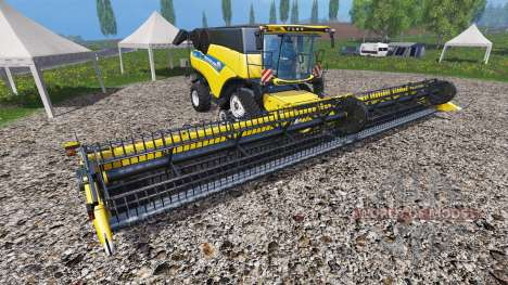 New Holland CR10.90 [motortuning] para Farming Simulator 2015