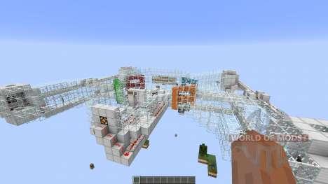 Skyblock by swipeshot para Minecraft