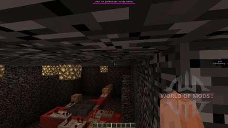 Explosive Spleef para Minecraft
