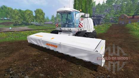 Krone Big X 1100 v1.4 para Farming Simulator 2015
