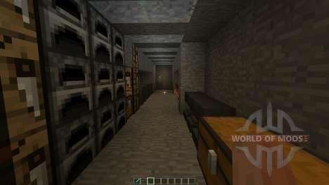Hidden Shelter para Minecraft