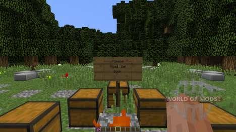 Forest para Minecraft