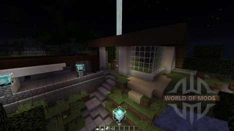 Unmei Modern Minimalist Home para Minecraft