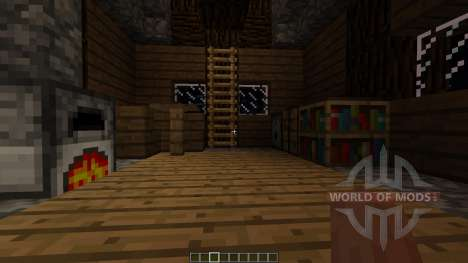 Nordic House para Minecraft