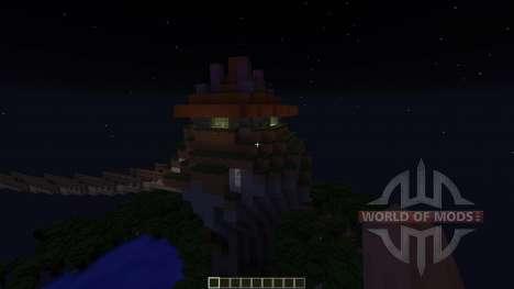 Wizard Village para Minecraft
