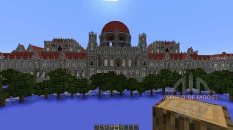 Ceretien Palace para Minecraft
