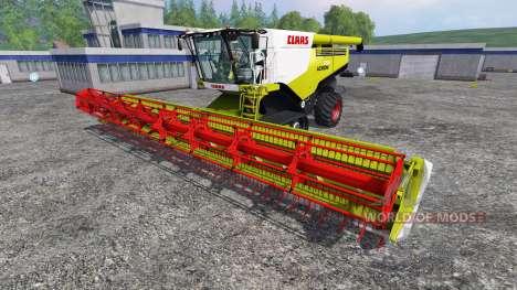 CLAAS Lexion 780TT v2.2 para Farming Simulator 2015