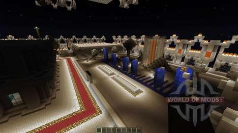 Intergalactic Sity para Minecraft