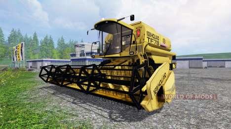 New Holland TF78 v1.1 para Farming Simulator 2015