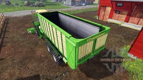 Krone BIG L500 Prototype para Farming Simulator 2015