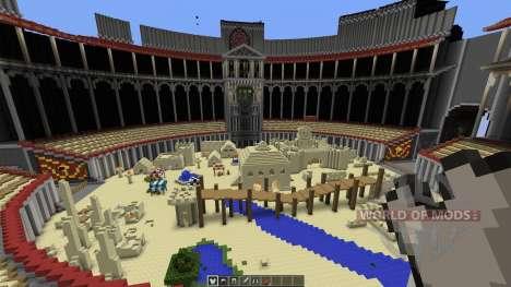 Massive PvP Arena para Minecraft