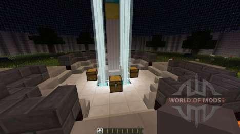 Hunger Games Death Match Arena para Minecraft