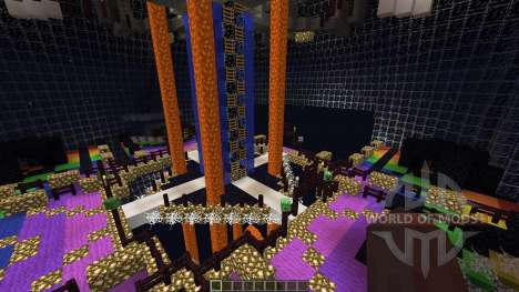 PvP Team Death Match Vanilla para Minecraft
