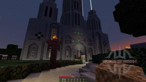 Server spawn para Minecraft