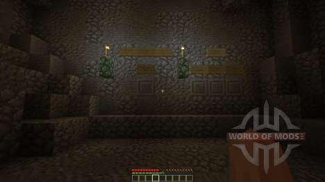 Village Survival Adventure Survival Map para Minecraft