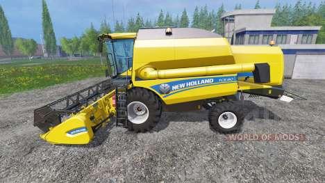 New Holland TC5.90 para Farming Simulator 2015