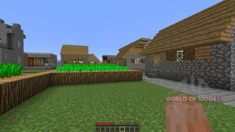 The Infected para Minecraft