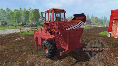 RKS-4 v1.1 para Farming Simulator 2015