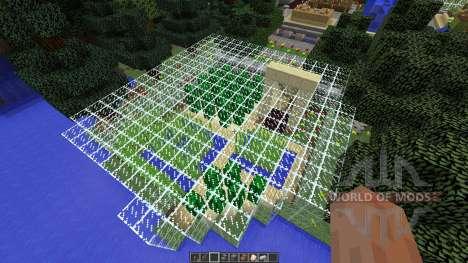 Draya Village para Minecraft